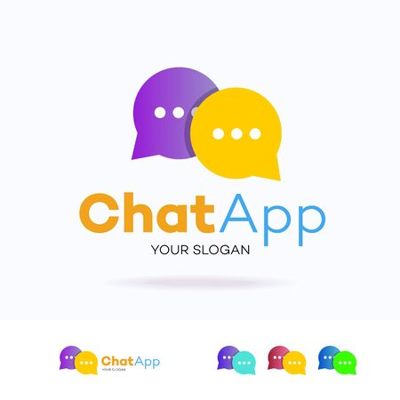 Chat flat style for community