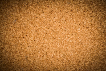 Cork Board Surface for Background and Texture