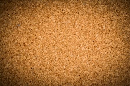 Cork Board Surface voor achtergrond en textuur