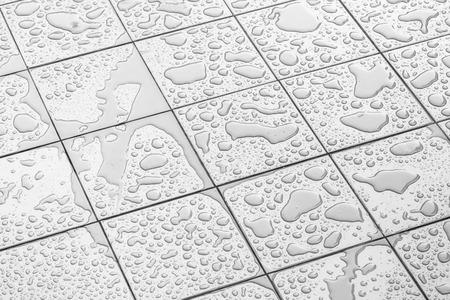 Suelo mojado Azulejos Plaza