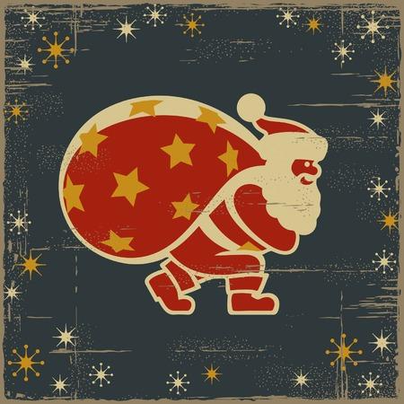 santa: Retro Santa Claus