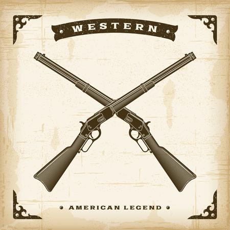 Vintage Western Rifles