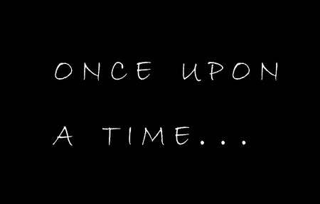 phrase novel: Once Upon A Time..