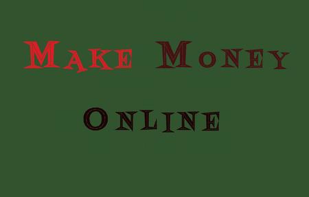 Make Money Online  photo