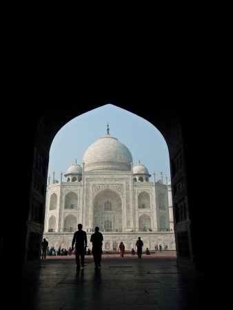 Taj mahal,India photo