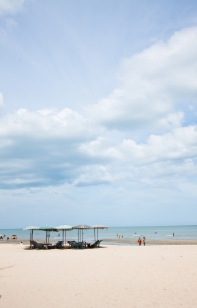 The beach in Thailand