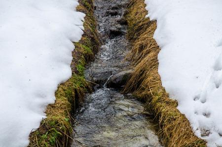 frozen river: Frozen River