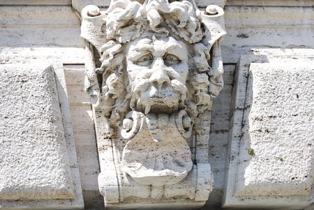 Palazzo di Giustizia in Rome photo