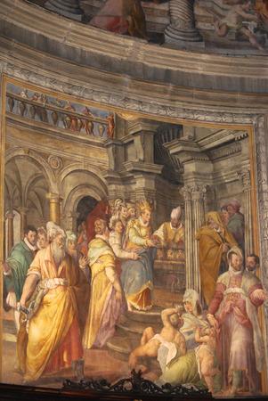constraints: San Pietro in Vincoli, Rome, Italy Editorial
