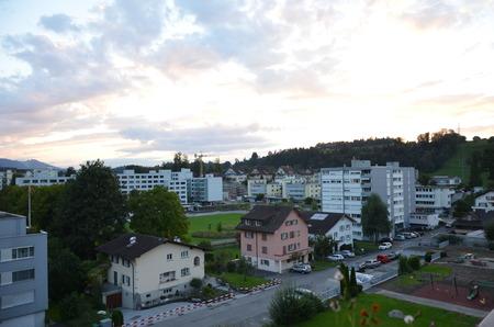 vespers: Lucerne Switzerland