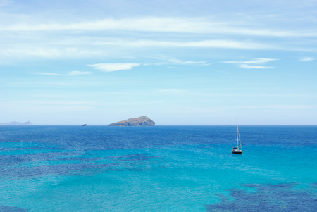 insular: SantAntioco, Sardinia Stock Photo