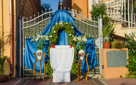 feast: celebration the Feast of Corpus Christi Body of Christ Also known as Corpus Domini
