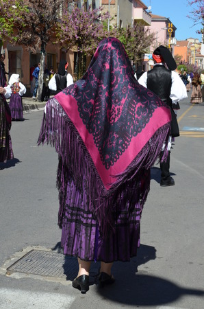 processions: Folk of Sardinia