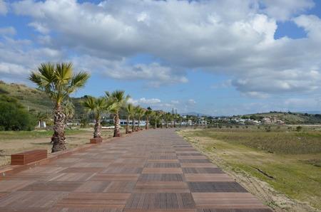 Landscape in Sicily, Menfi (Ag) Banque d'images