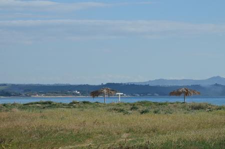 agrigento: Landscape in Sicily, Menfi (Ag) Stock Photo