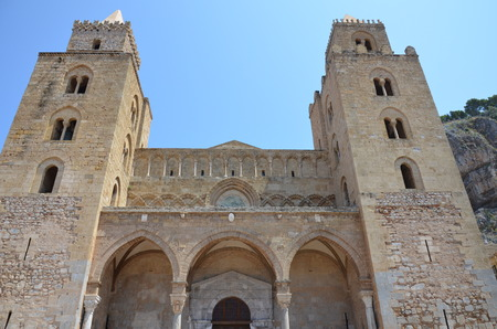 The Cathedral-Basilica of Cefalu, Sicily