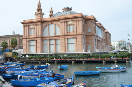 Margherita Theater. Bari. Apulia