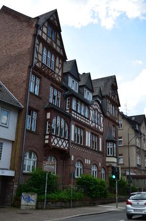 City of Marburg, Germany Editoriali
