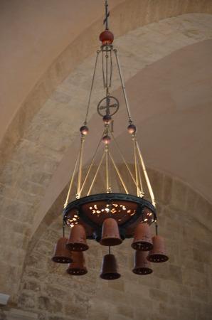 The Basilica of Saint Nicholas, in Bari Banque d'images - 122133934