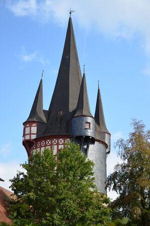 Architecture of Neustadt, Germany