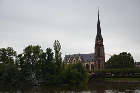 Church of Three Kings in Frankfurt am Main, Germany