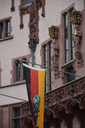 Historic Center of Frankfurt am Main, Germany