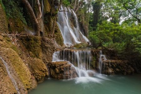 Kouangxi Water Fall  photo