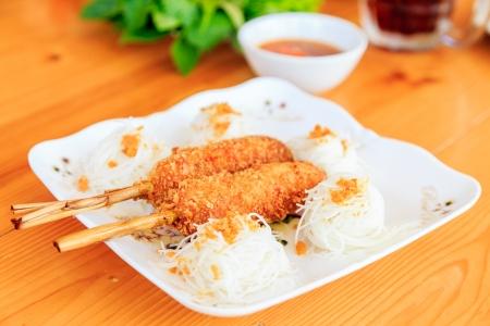 seekh: kung pun oiy vietnamese food or shrimp fried