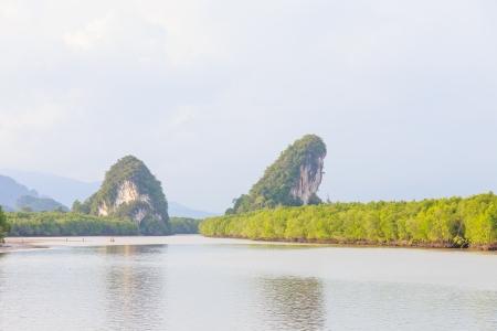 khao-khanapnam krabi Stock Photo - 24049972