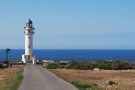 iluminate: Formentera lighthouse