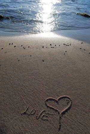 Love in the sun photo