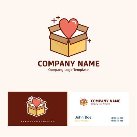 Company logo design with name based on mothers day vector - For web design and application interface, also useful for infographics. Vector illustration.