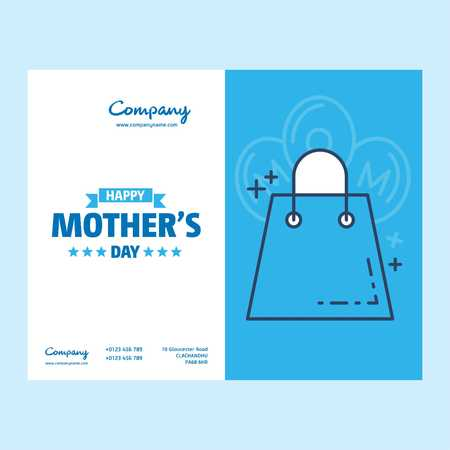 Happy Mothers Day text as celebration badge, tag, icon. Text card invitation, template. Festivity background. Lettering typography poster. Vector illustration EPS 10. Banner on textured background. - For web design and application interface, also useful for infographics. Vector illustration.