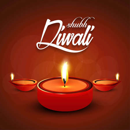 Happy diwali.. For web design and application interface, also useful for infographics. Vector illustration.