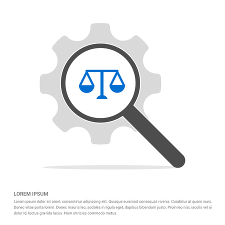 Scales balance sign Icon - Free vector icon