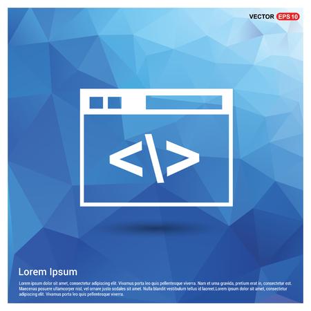 Clapper board icon - Free vector icon Illustration