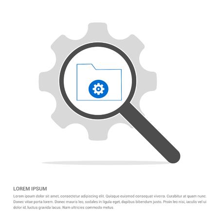 Computer Folder Icon - Free vector icon