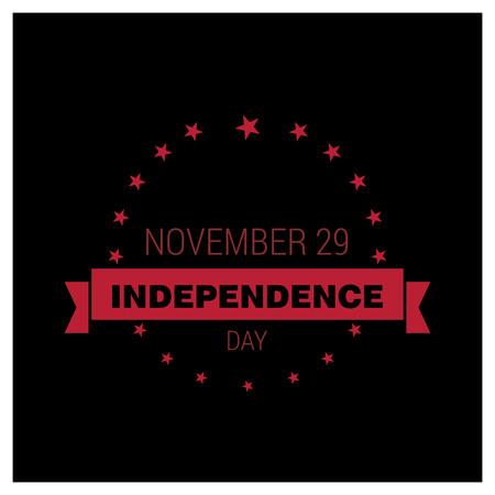 Yemen Independence day design card vector