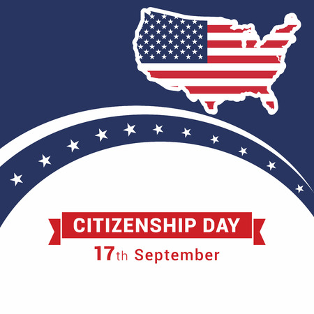 Happy Citizenship design vector 向量圖像
