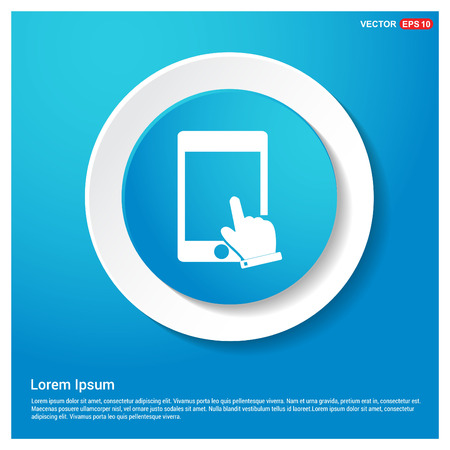 Touch Screen Icon