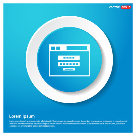 Clapper board icon Stock Illustratie