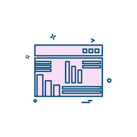 Labour day icon design vector Illustration
