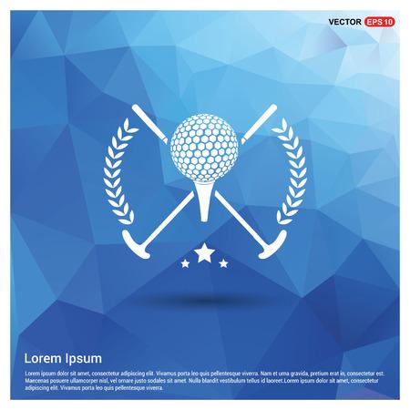 Golf Champion Icon
