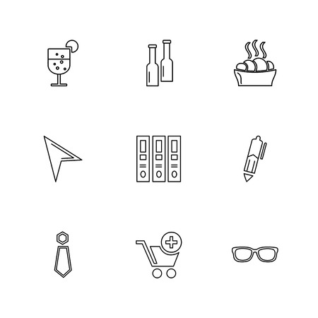 Icon design vector