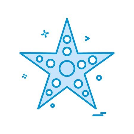 Swimming icon design vector