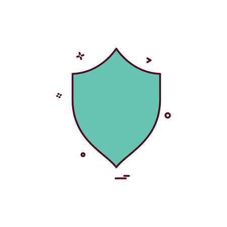 security badge saftey protect icon
