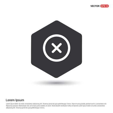 Multiply Math icon Stock Vector - 110316243