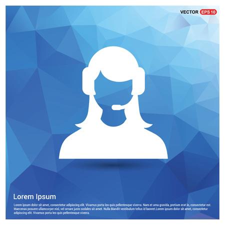 Call user icon Çizim