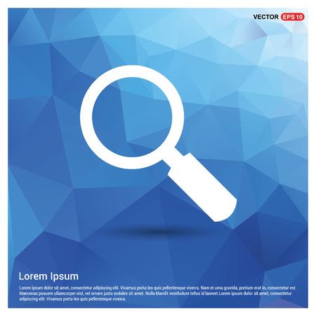 search icon Reklamní fotografie - 118244211