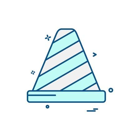 Labour day icon design vector